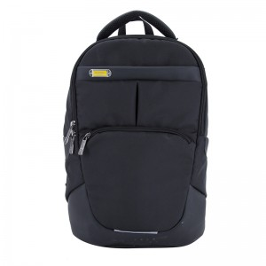 18SA-7476D Trendy Fashion Schwarz University College Book Pack Computer Rucksack Laptop Rucksack Daypack
